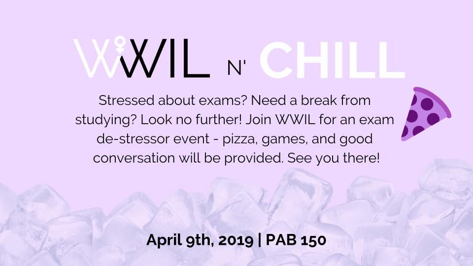 Event: WWIL And Chill!