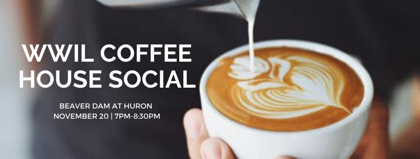 WWIL Coffee House Social