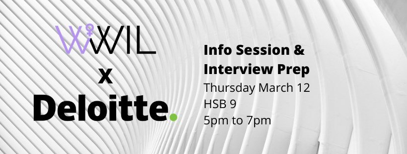 Event: Interview Prep With Deloitte
